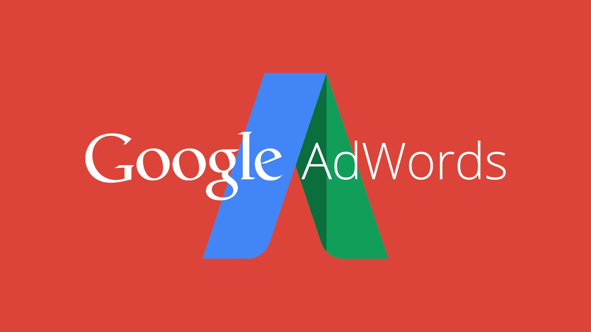 google adwords red logo