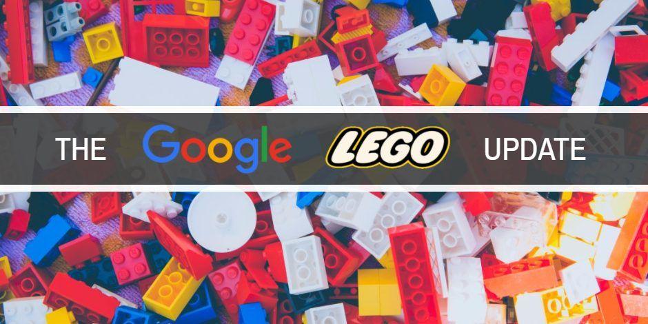 Google Lego Update